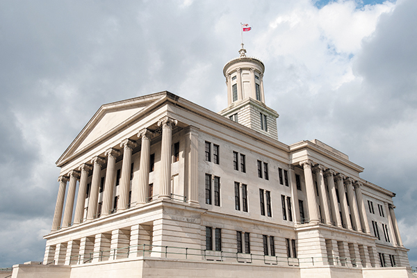The 2019 Legislative Agenda