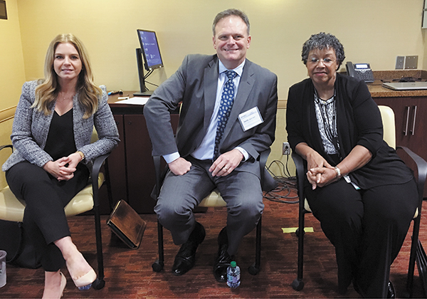 NMGMA: 10 Minute Takeaway | NMGMA, Nashville Medical Group Management Association, Human Resources, HR, Keith Dennen, Libby Tucker, Deborah Tulloss, Employment Law, Employee Handbook