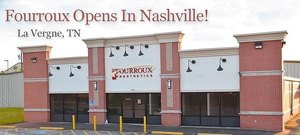 Fourroux Prosthetics Opens in Nashville
