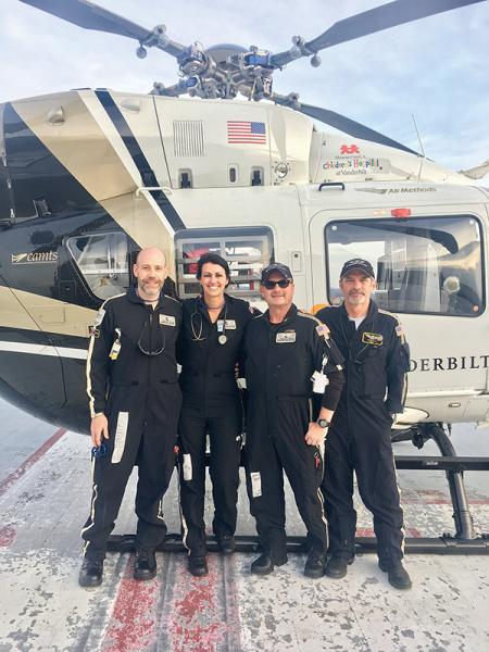 LifeFlight Expands Crew with NPs, Physicians