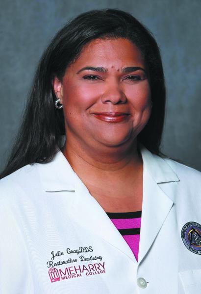 Julie Gray, DDS, MA