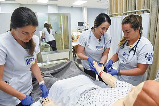 Nashville Institutions Expand Nursing Education, Opportunities