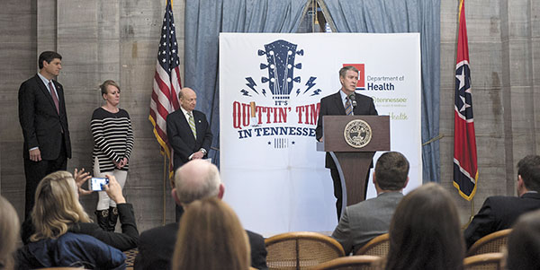NashvilleHealth: Addressing the Gap Between Health and Healthcare