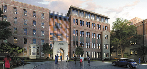 Building Expansion Planned for VUSN