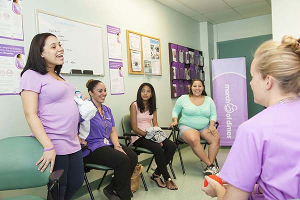 March of Dimes, VUMC Partner on Group Prenatal Program