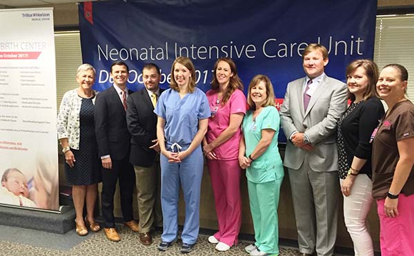 TriStar Horizon Begins Neonatal ICU Construction