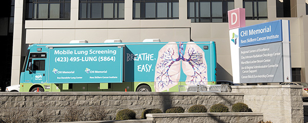 'Breathe Easy' Mobile Lung Coach Introduced by CHI Memorial