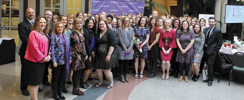 March of Dimes Honors Outstanding Middle Tennessee Nurses at Annual Gala
