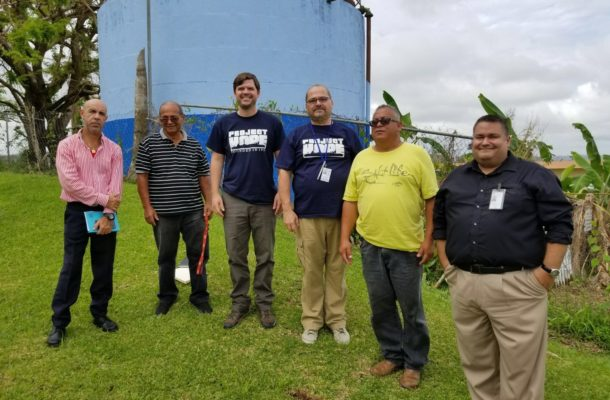 Mazzetti+GBA Helps Bring Clean Water to Puerto Rico