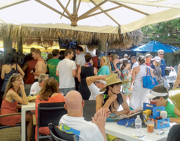 Island tourism on a roll and set for another banner year