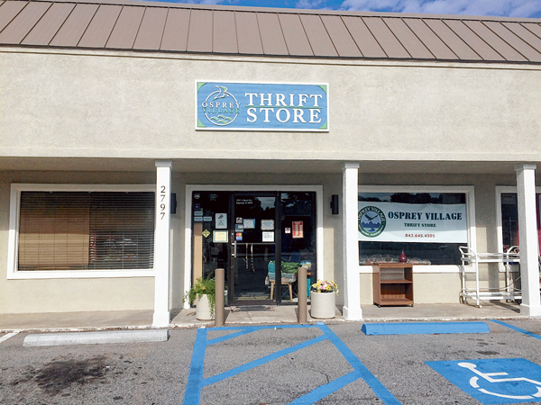 Volunteers needed to help at non-profit thrift store