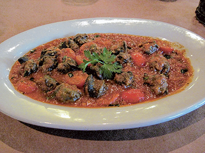 Enjoy authentic Italian food,  atmosphere at Nonna Rosa