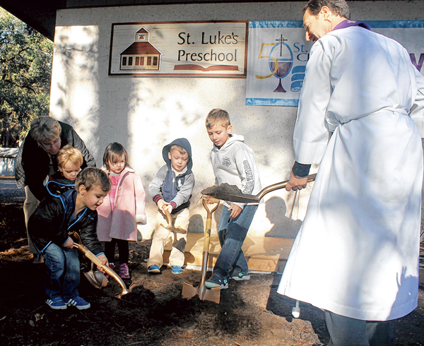 St. Luke's breaks ground for major new facilities
