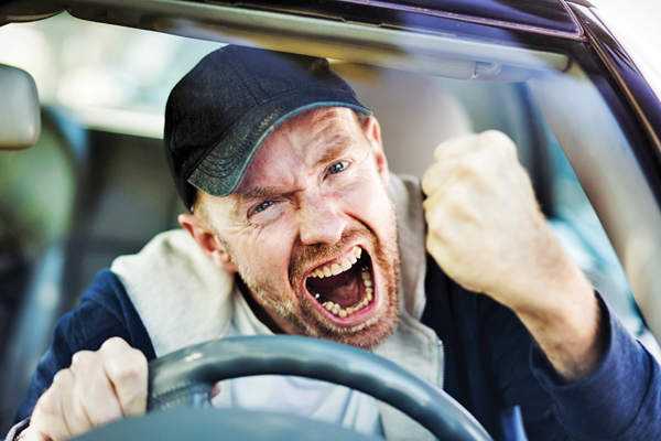 Staying safe when road rage intensifies