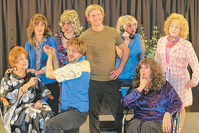 Comedy abounds in CSP season opener