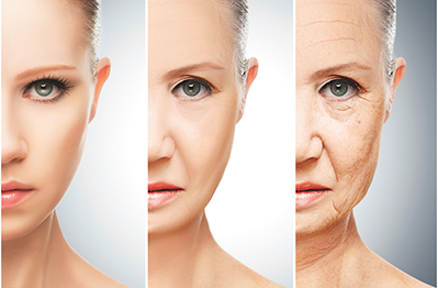 What to do about common problems with aging skin