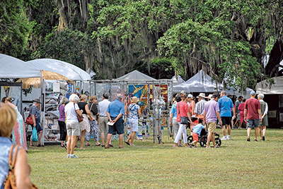 Find treasures at 17th annual Art Market at Honey Horn