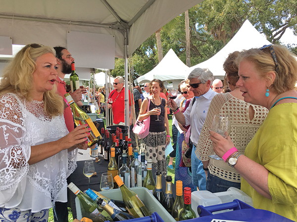 31st Wine & Food Festival deemed a huge success