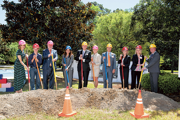 Memorial breaks ground for new children's hospital