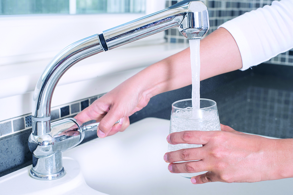 Final barrier is best solution for healthier drinking water