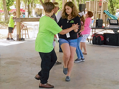 Club encourages youth to learn the S.C. state dance