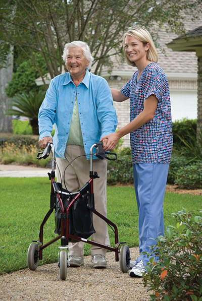 Senior retirement living is truly a balancing act