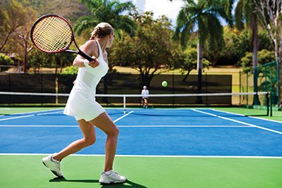 Finding your perfect strike point - your tennis DNA