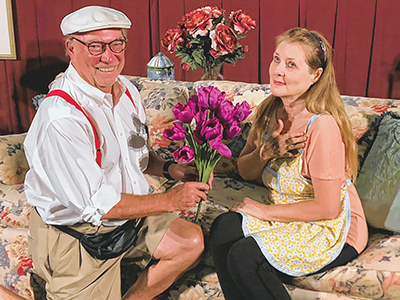 Raucous senior humor abounds in 'Sex Please, We're Sixty!'