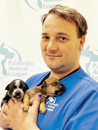 Fostering animals benefits both pets and people