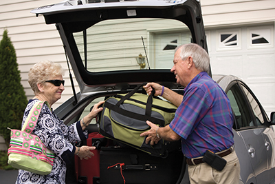 Make specific hurricane preparations for seniors