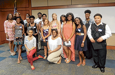 Winners of Ella C. White Memorial Scholarships received $23,500 in funds for 2016.