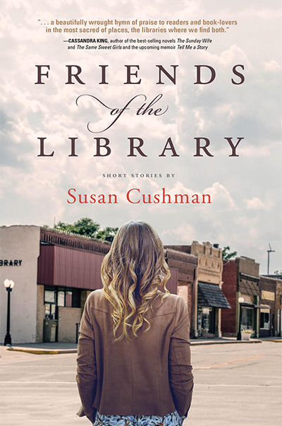 Conroy Center hosts visiting author Cushman Sept. 17