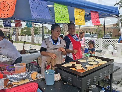 10th annual Latin Food Fest benefits VIM