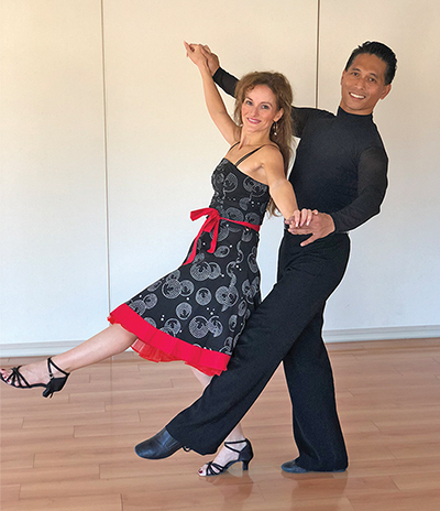 Learning basic swing starts path to many other dances