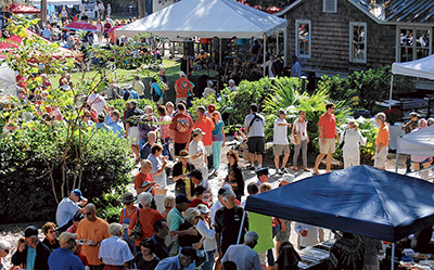 Bluffton Arts & Seafood Festival sure to suit eclectic tastes