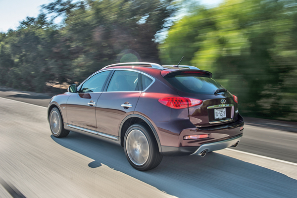 2016 Infiniti QX50 now at Infiniti of Hilton Head