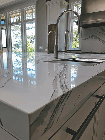 Is your kitchen ready for a makeover with a new countertop?