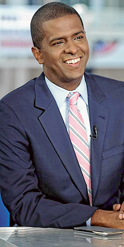 CNN's Bakari Sellers to keynote scholarship dinner