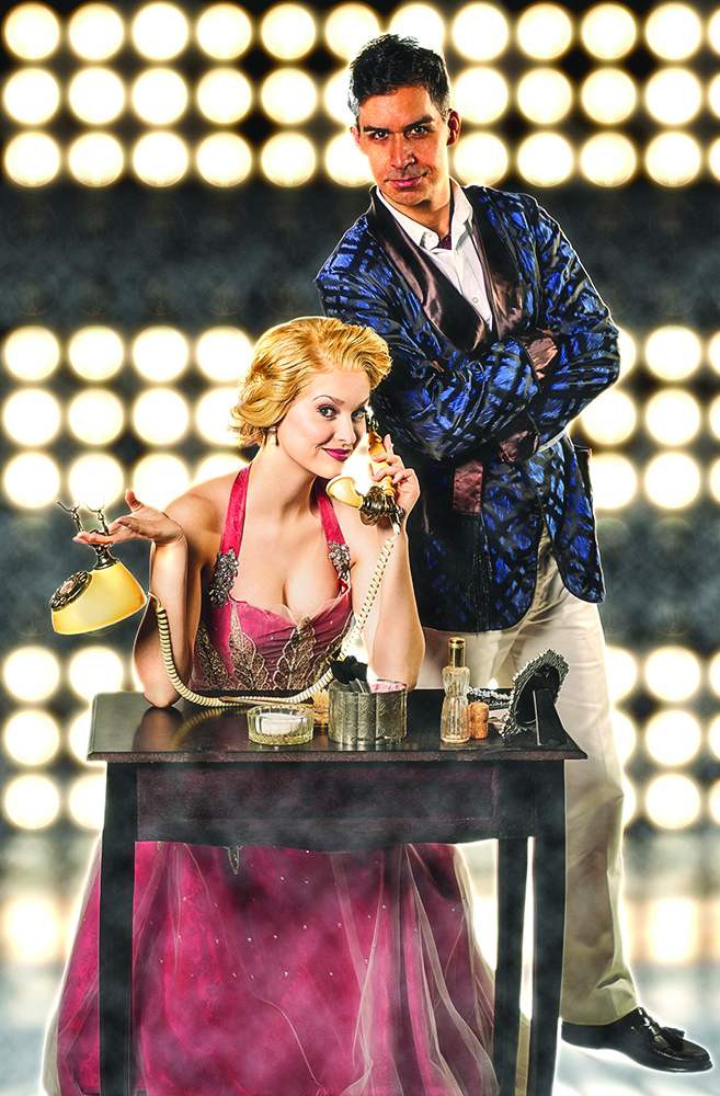 Cole Porter's 'Kiss Me, Kate' perfect family holiday fare