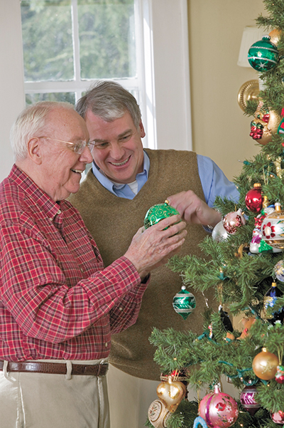 Remember to include elders this holiday season
