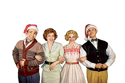 Put 'White Christmas' on your holiday wish list