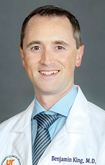 Hamilton Eye Institute at UTHSC Announces Benjamin A. King, MD as their Newest Physician