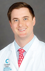 Campbell Clinic Announces Appointment of New Spine Surgeon