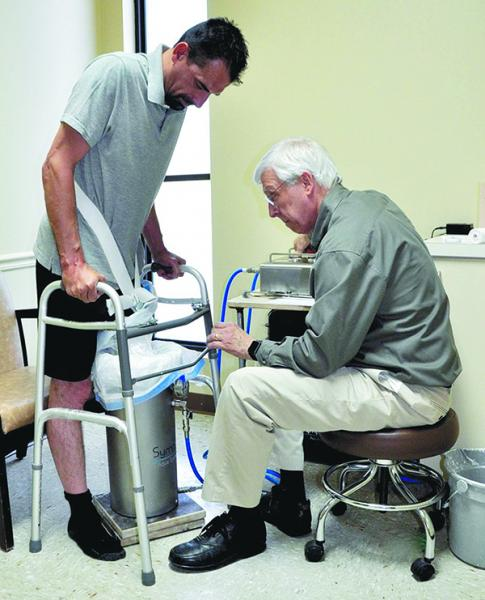 Innovative German-designed Prosthesis Finds its Way to Arkansas