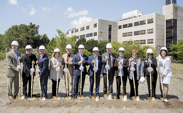 CHI St. Vincent Breaks Ground On Arkansas Neuroscience Institute Project