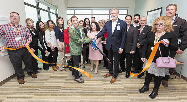 Mercy Celebrates New Clinic in Southwest Bentonville