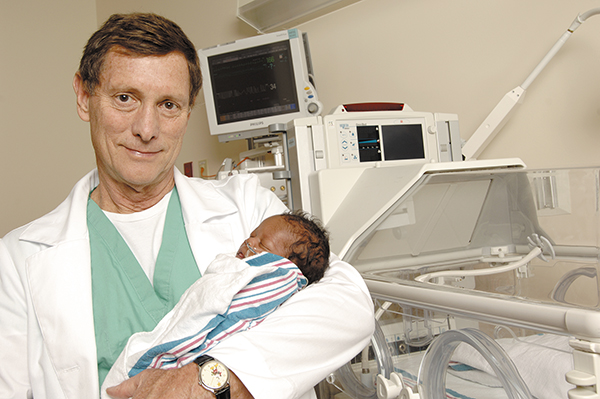 Uams Medical Center Serves As Referral Center For Low Birth Weight