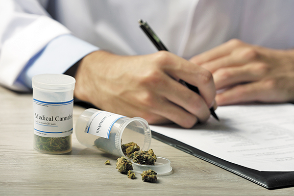 Medical Marijuana is Relatively Safe, Evidence of Effectiveness Lacking