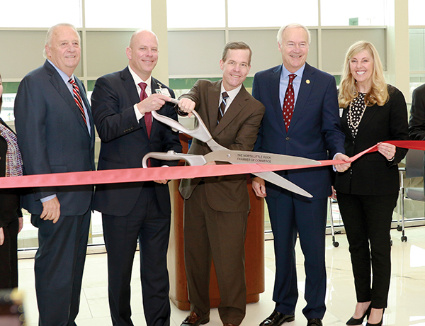 Baptist Health Dedicates New Medical Office Building in North Little Rock