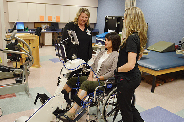 Medical Center Of South Arkansas Announces New Rehabilitation Therapy Options